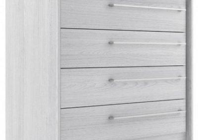 Cómoda Ensueño vetas madera