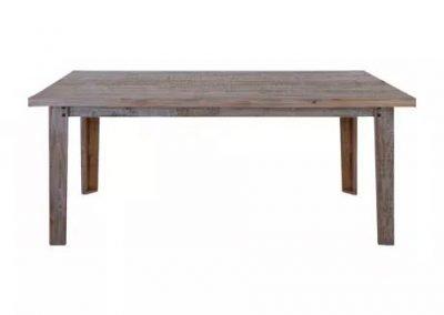 Mesa comedor gris madera Agave