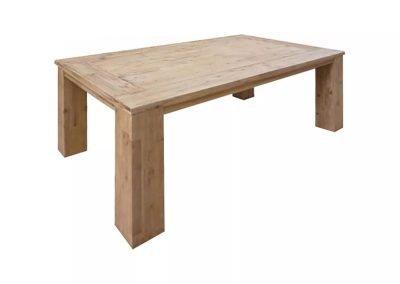 Mesa comedor madera Acacia