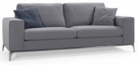 Sofá Duvet 2c gris